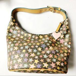 Dooney & Bourke Star Print Shoulder Bag